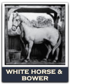 White Horse & Bower London Logo