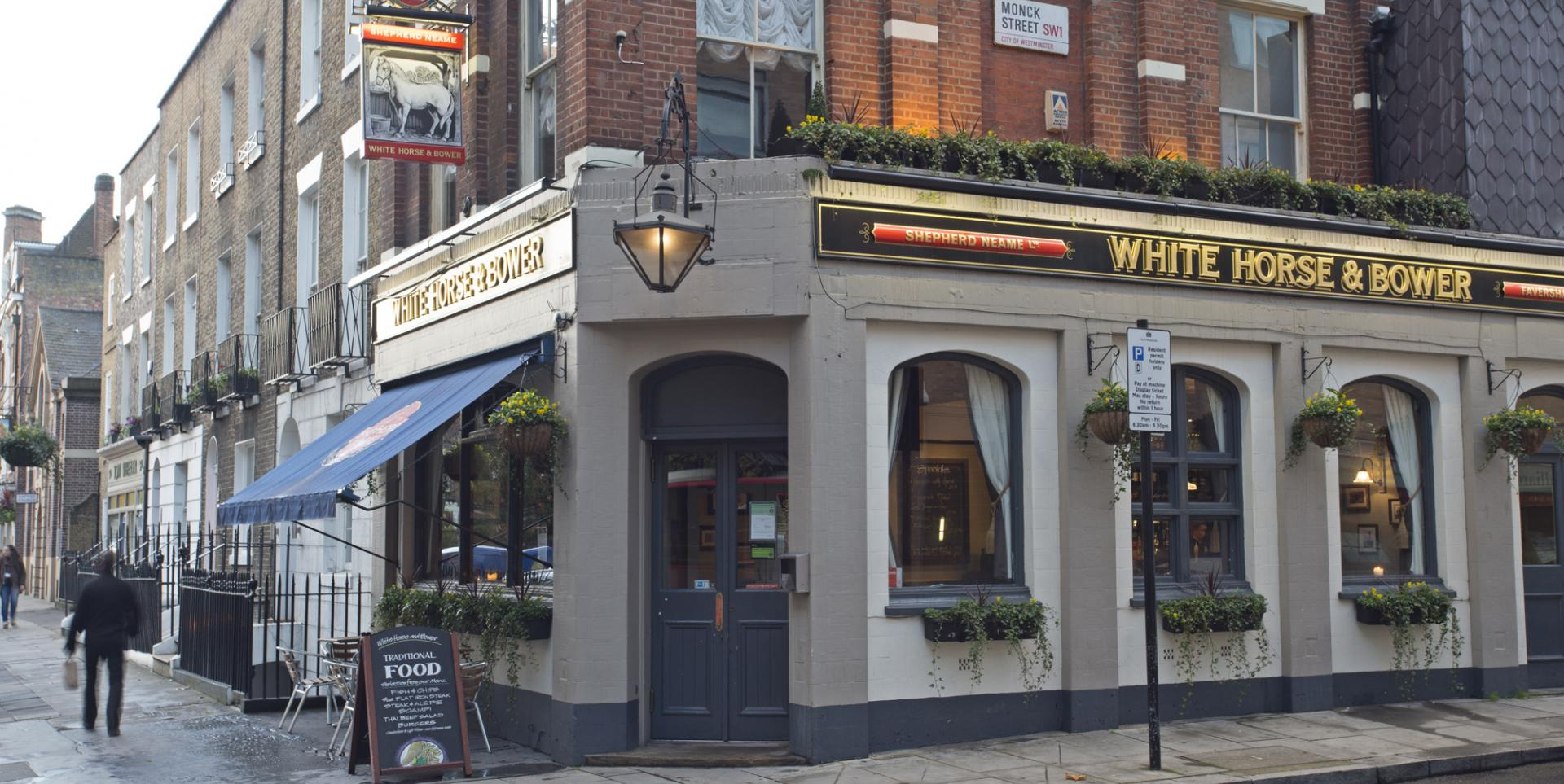 White Horse & Bower London
