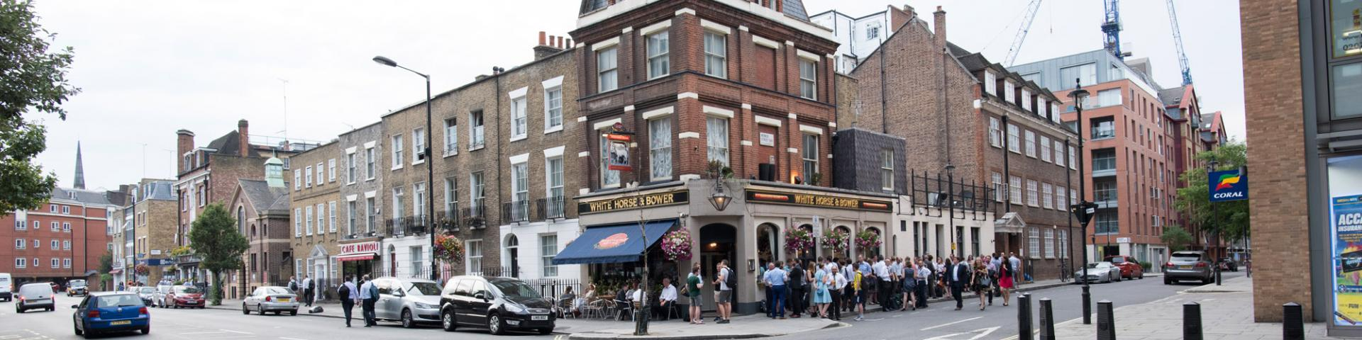 White Horse & Bower, London